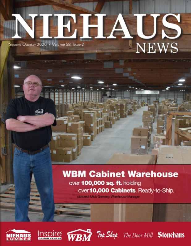 Niehaus News Second Quarter 2020