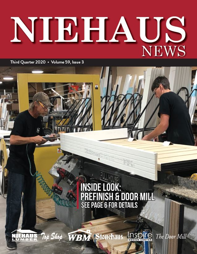 Niehaus News Third Quarter 2020